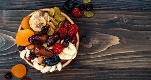 صادرات میوه خشک شده درجه یک