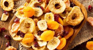 خرید میوه خشک پرتقال درجه یک