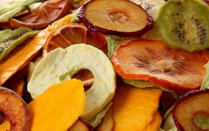 فروش میوه های خشک شده کمیاب