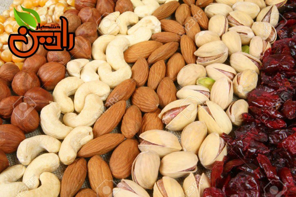 خرید آجیل شب عید درجه یک