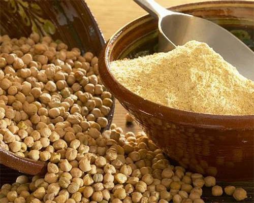 تولید نخودچی صادراتی در آذربایجان شرقی