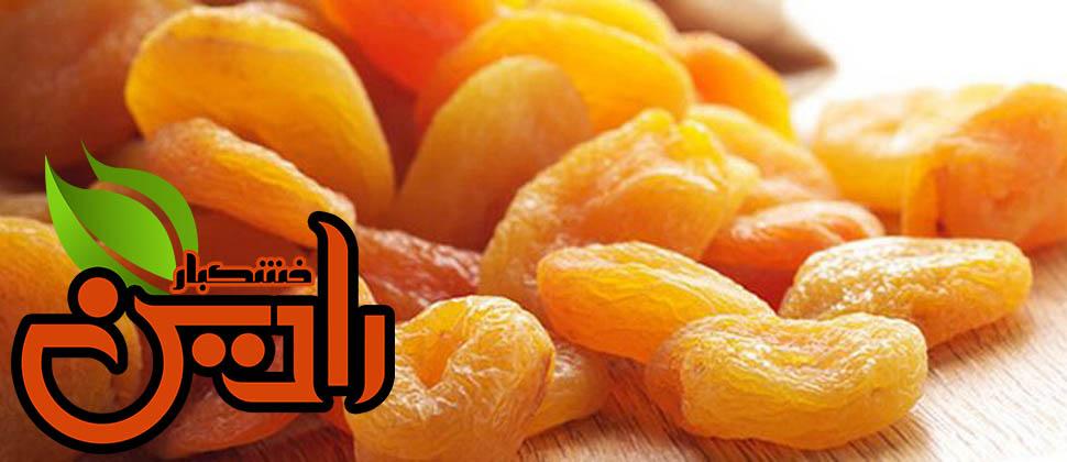 طرز تهیه قیسی زردآلو به روش سنتی (در مقابل نور خورشید)