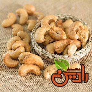 قیمت بادام هندی با پوست