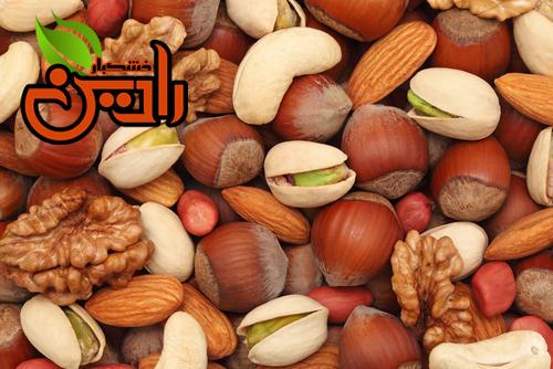 خشکبار ارگانیک در تبریز